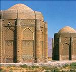 Kharraqan twin towers