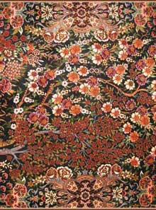 Isfahan's Carpet