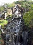 Sheytan (satan) mountain waterfall