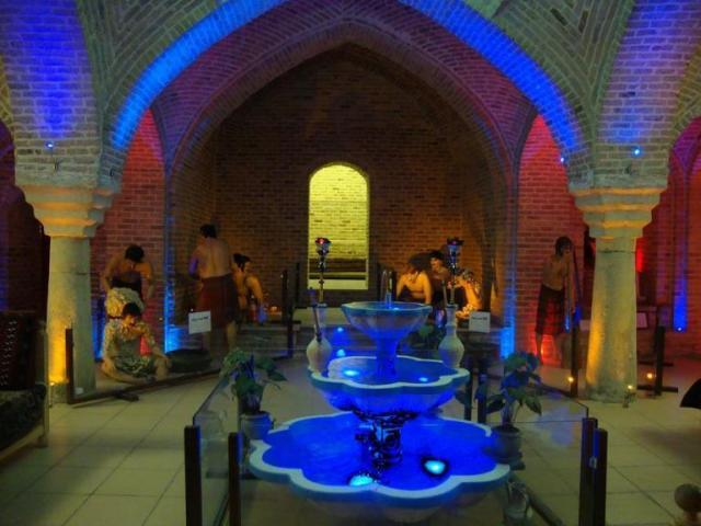 Museum of Hamam-e ghale  tourism and tour tishineh