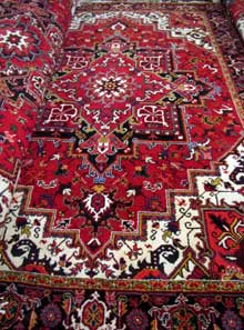 Haris carpet