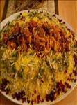 Nisar Nesar (traditional food Qazvin)