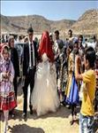 Wedding ceremony in West Azarbayjan