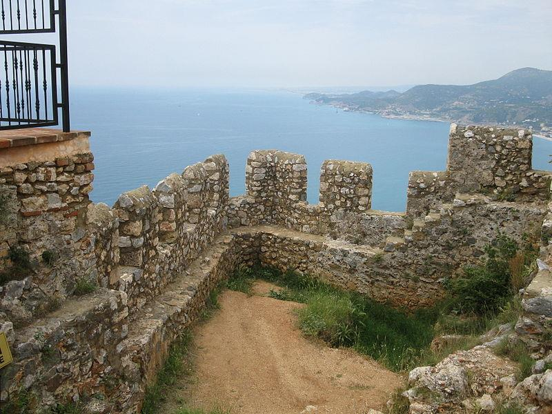 Alanya Castle  tourism and tour tishineh