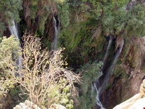 shivand fall