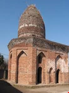 Dome of Pir Mahalleh