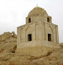 Tomb of Nader Shah's mother