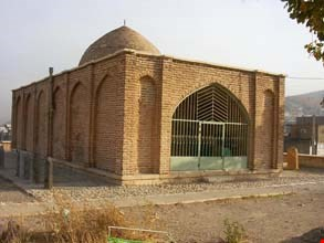 Ancient tomb of Bodagh Soltan