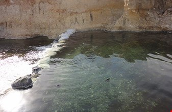 Mineral hot springs DEHLORAN