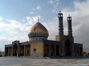 Holy Shrine of Ali Saleh