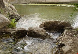 Mineral Water Spring Of khumedeh