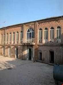 Mozafari castle