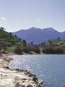 Beram Alvan lake