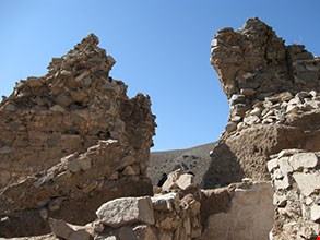 Temple Of  azar borzin- mehr