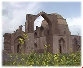 Grand mosque Of roshtkhar