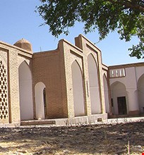 tomb of sheikh abusaeid abolkheir