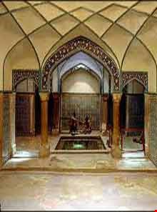 Ganjali Khan Bathhouse