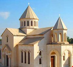 Surt Garapet Church (Aramaneh)