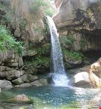 hashtarkhan waterfall