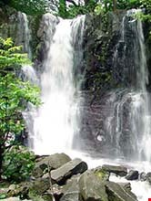 Loonak waterfall