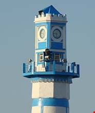 Anzali minaret  (Clock tower)