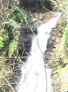 dodozan waterfall