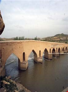 Bridge Of Salavat abad