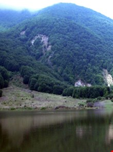 bareh sar Lake