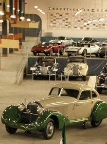 Dedicated Cars Muesum of Niavaran Palace