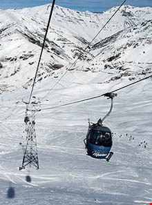 Shemshak ski resort