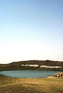 Barmfiruz lake