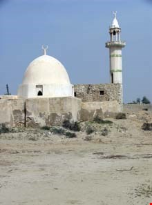 Sheykh barkh mosque of gheshm