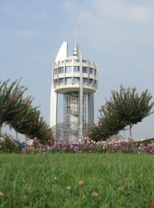 Gorgan tower