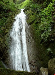 Nomel waterfalls