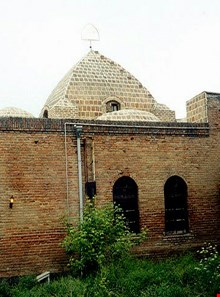 Saint Maryam church of Ardabil