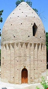 Kordan village's tomb tower