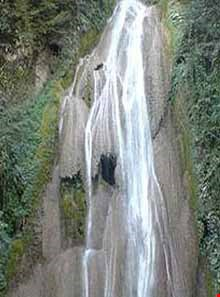 Dourak waterfall