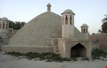 Dahanshir Water Storage