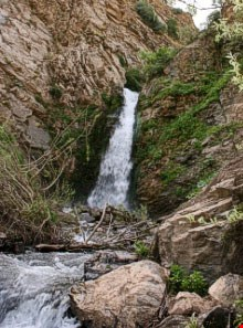 Kharpap Waterfall