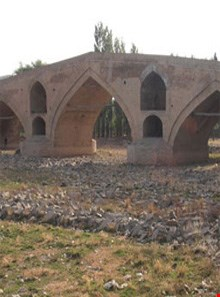 Mir bahaedin Bridge