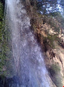Dashtak Waterfall