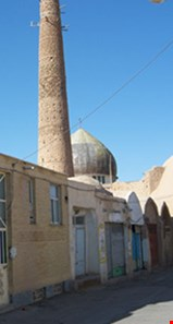 The Jameh Mosque of damghan