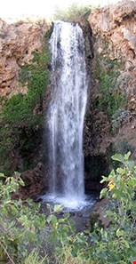 A'abe Garm Waterfall