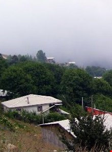 Afratakhteh Village
