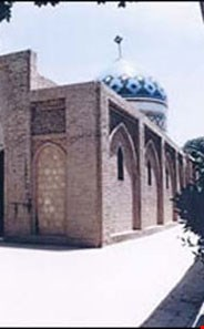 Ome Kobra and Ome Soghra Imamzadeh