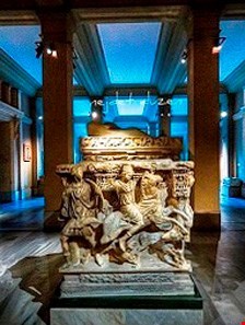 Istanbul Archaeology Museums