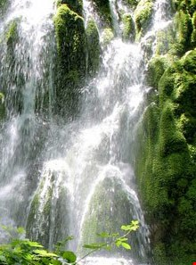 Obon Waterfall