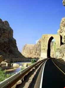 Koro Dokhtar Bridge