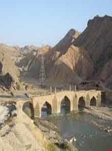 Dalaki Bridge ( Moshir Bridge )