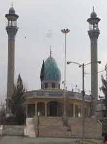 The Holy mausoleum of Imam zadehs sayyed Ibrahim and sayyed Eismaeil (AS)